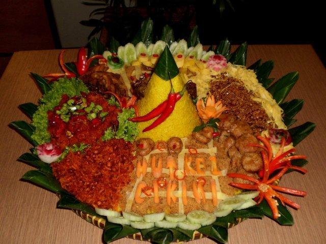 Resep Nasi Tumpeng Aneka Resep Masakan